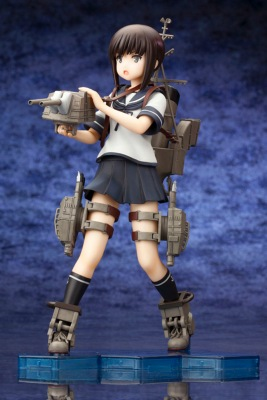 Statuette - Kotobukiya - Kantai Collection - Fubuki Ani - 20 cm