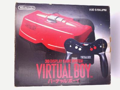 Console - Nintendo - Virtual Boy - NTSC - JAP