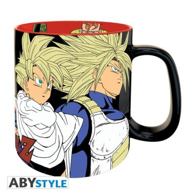 Mug - Dragon Ball Z - Premium - Saiyans & Cyborgs - 460 ml