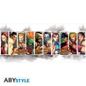Mug - Street Fighter - Personnages - 320 ml