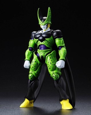 Maquette - Dragon Ball Z - Plastic Model Kit Figure-rise Standard Perfect Cell 20 cm