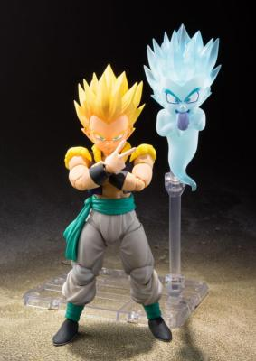 Figurine - Dragon Ball Z S.H. Figuarts Super Saiyan Gotenks 13 cm
