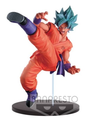Figurine - Dragon Ball Super Son Goku FES Vol.5 SSGSS Goku