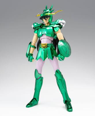 [PRECOMMANDE] Figurine - Saint Seiya - Saint Cloth Myth - Dragon - Shiryu Revival Ver. - 17 cm
