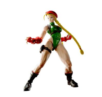 Figurine - Street Fighter V - Cammy - S.H. Figuarts - 15 cm