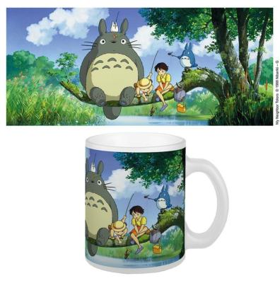 Mug - Ghibli - Totoro fishing - 300 ml