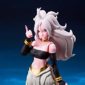 Figurine - Dragonball FighterZ S.H. Figuarts Android No. 21 - 15 cm