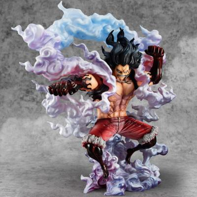 Statuette - One Piece - 1/8 Excellent Model P.O.P SA-Maximum Monkey D Luffy Gear 4 Snake Man