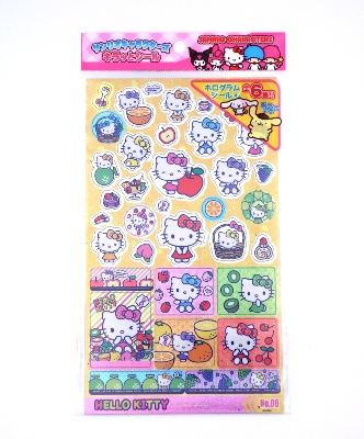 Stickers - Hello Kitty - Assortiment