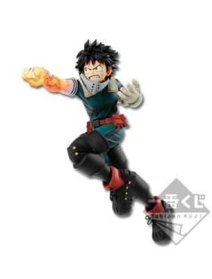 Figurine - My Hero Academia - Fighting Heroes - Izuku Midoriya - Ichiban kuji -Last One-