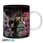 "Mug - Jojo's Bizarre Adventure - "" Duel "" - 320 ml"