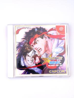 Capcom Vs. SNK - Millenium Fight 2000 - Dreamcast - import JAP