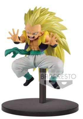 Figurine - Dragon Ball Super - Chosenshiretsuden Super Saiyan 3 Gotenks - 10 cm