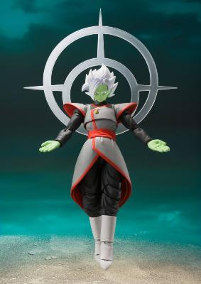 Figurine - Dragon Ball Super - S.H. Figuarts - Zamasu -Potara- Tamashii Web Exclusive - 14 cm