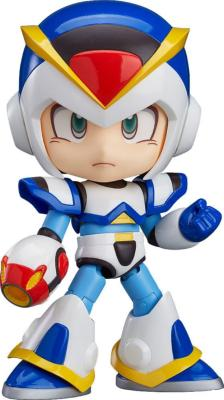 Figurine - Mega Man X - Nendoroid - Maverick Hunter X Full Armor - 10 cm