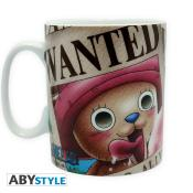 Mug - One Piece - Chopper Wanted - 460 ml
