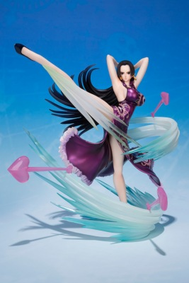 Figurine - One Piece - Boa Hancock - Hurricane
