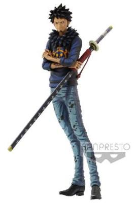 Figurine - One Piece - Grandista - Trafalgar Law - Manga Dimensions - 30 cm
