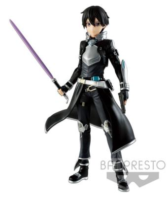 Figurine - Sword Art Online - Kirito - Overseas Original Version - 20 cm