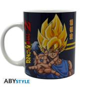 Mug - Dragon Ball - Z - Freezer VS Goku - 320 ml