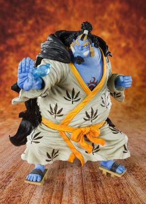 Figurine - One Piece statuette PVC FiguartsZERO Knight of the Sea Jinbei 19 cm