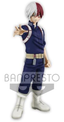 Figurine - My Hero Academia DXF Vol03 Shoto Todoroki 15cm
