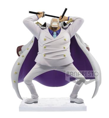 Figurine - One Piece - Magazine Figure A Piece Of Dream Vol. 5 - Monkey D. Garp - 16 cm