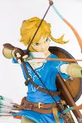 Statuette - The Legend of Zelda Breath Of The Wild - Link - 25 cm