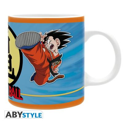 Mug - Dragon Ball - Goku & Krillin - 320 ml