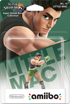Amiibo - Little Mac - N°16