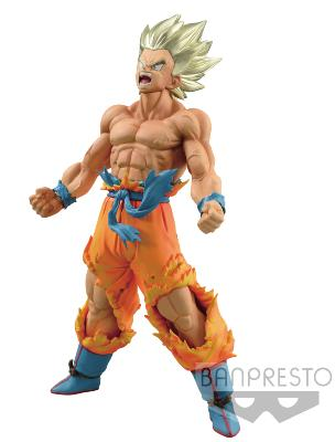 Figurine - Dragon Ball Z Blood of Saiyans Son Goku 18 cm