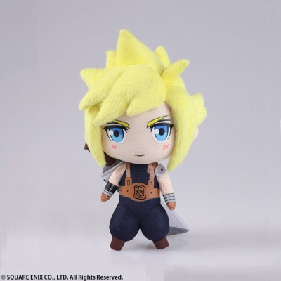 Peluche - Final Fantasy VII - Cloud - 18 cm