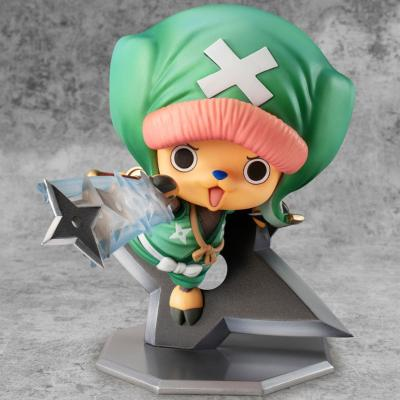 Statuette - One Piece - P.O.P. Warriors Alliance - Chopper - 11 cm