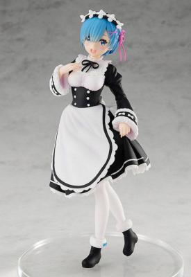[PRECOMMANDE] Figurine - Re: Zero Starting Life in Another World - Pop Up Parade Rem: Ice Season Ver. 17 - cm
