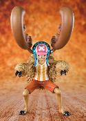 Figurine - One Piece - FiguartsZERO Cotton Candy Lover Chopper Horn Point Ver. 14 cm