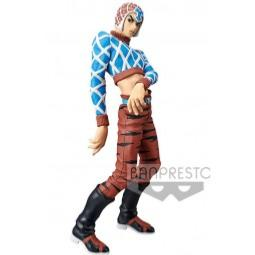 Figurine - Jojo's Bizarre Adventure Golden Wind - MAFIArte 6 - Guido Mista - 21 cm