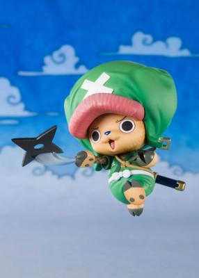 Figurine - One Piece - FiguartsZERO - Tony Tony Chopper (Chopaemon) - 7 cm