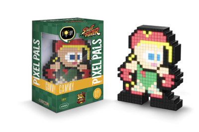 Lampe - Pixel Pals - Street Fighter - Cammy