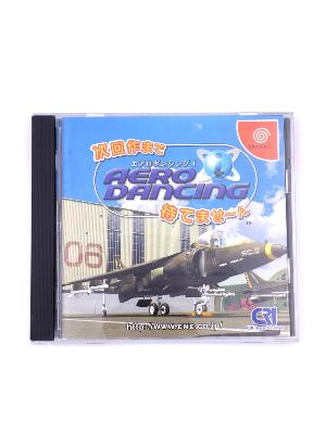 Aero Dancing - Dreamcast - import JAP