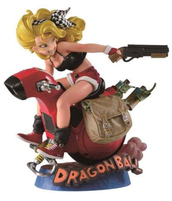 Figurine - Dragon Ball -  SCultures Lunch Special Color Ver. 12 cm