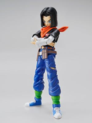Maquette - Dragon Ball Z - Plastic Model Kit Figure-rise Standard C17