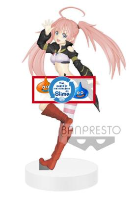 Figurine - That Time I Got Reincarnated As A Slime - Milim Nava - 22 cm