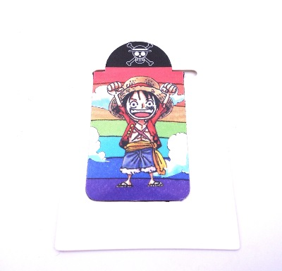 Pince / presse-papier aimantée - One Piece - 20th anniversary - Luffy enfant