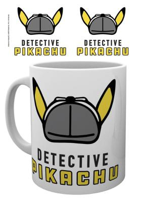 Mug - Pokemon : Détective Pikachu - Hat Icon - 300 ml