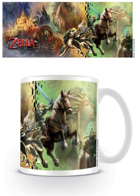 Mug - The Legend of Zelda : Twilight Princess HD - 300 ml