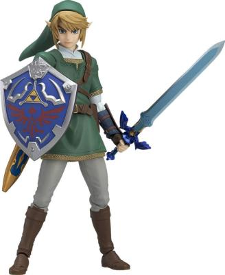 [PRECOMMANDE] Figurine - The Legend of Zelda Twilight Princess - Figma Link - 14 cm