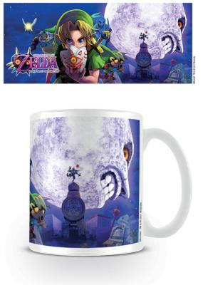 Mug - The Legend of Zelda - Majora's Mask - Moon - 300 ml