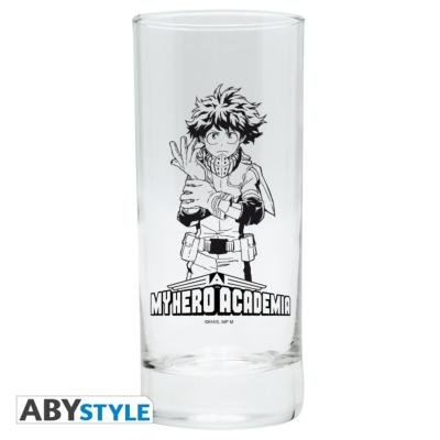 Verre - My Hero Academia - Deku - 29 cl
