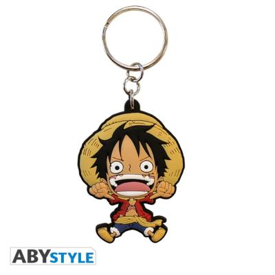 Porte-Clés - One Piece - Luffy - SD