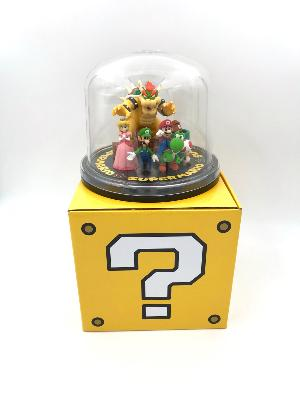 Diorama - Super Mario - Club Nintendo - import JP